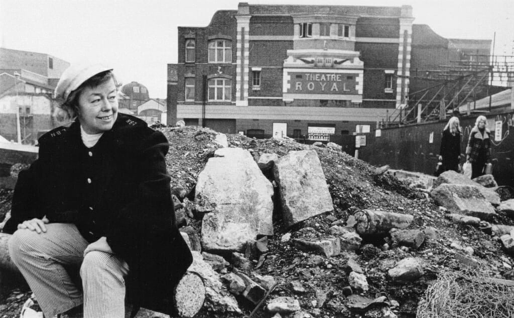 Joan Littlewood and the Theatre Royal