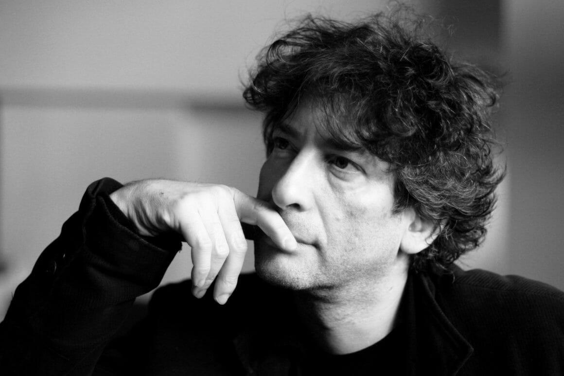Neil Gaiman Photo: Stanislav Lvovsky/flickr.com