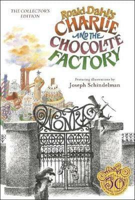 หนังสือ 'โรงงานช็อกโกแลตมหัศจรรย์' (Charlie and the Chocolate Factory) ผลงานของ โรอัลด์ ดาห์ล ซึ่งได้รับการดัดแปลงเป็นภาพยนตร์ในเวลาต่อมา