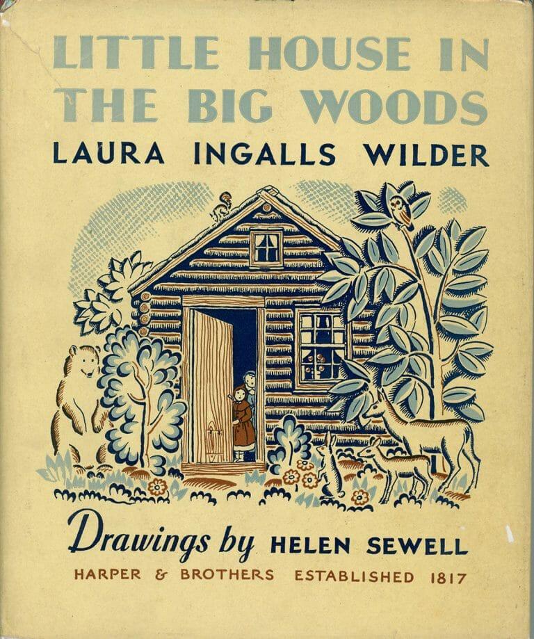 หนังสือ 'บ้านเล็กในป่าใหญ่' ของลอรา อิงกัลส์ ไวลเดอร์ หนึ่งในวรรณกรรมเยาวชนขวัญใจนักอ่านทั่วโลก